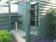 Cat Enclosures and Cat Fences (With Photos) 16