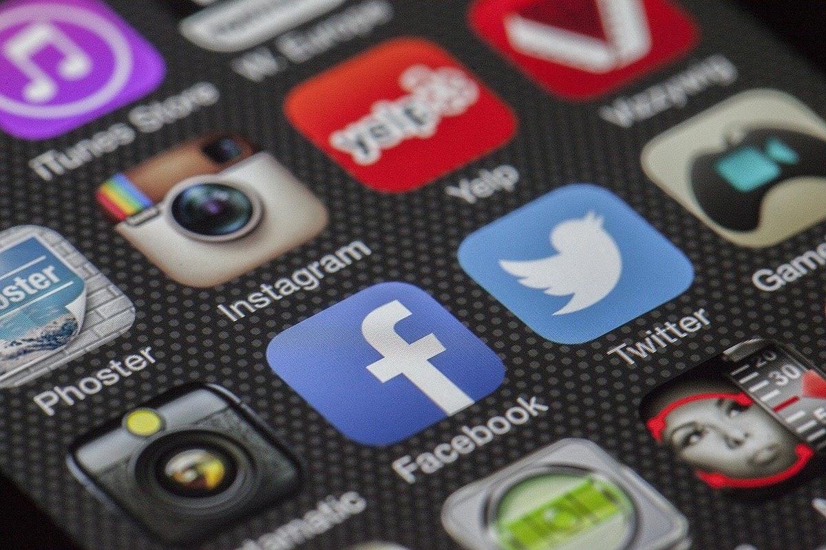 Ask on social media