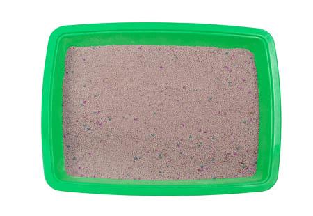 Basic litter tray