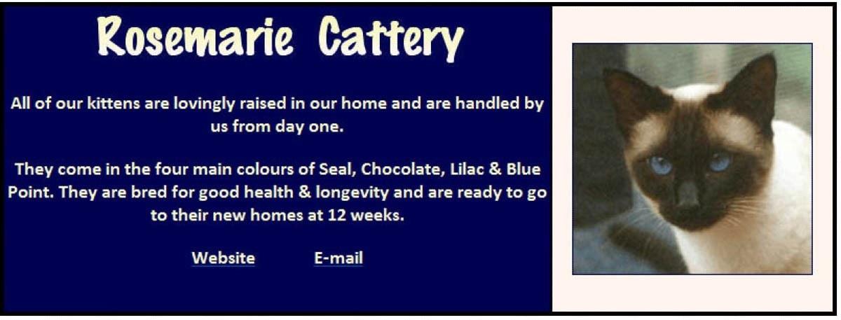 Rosemarie Cattery