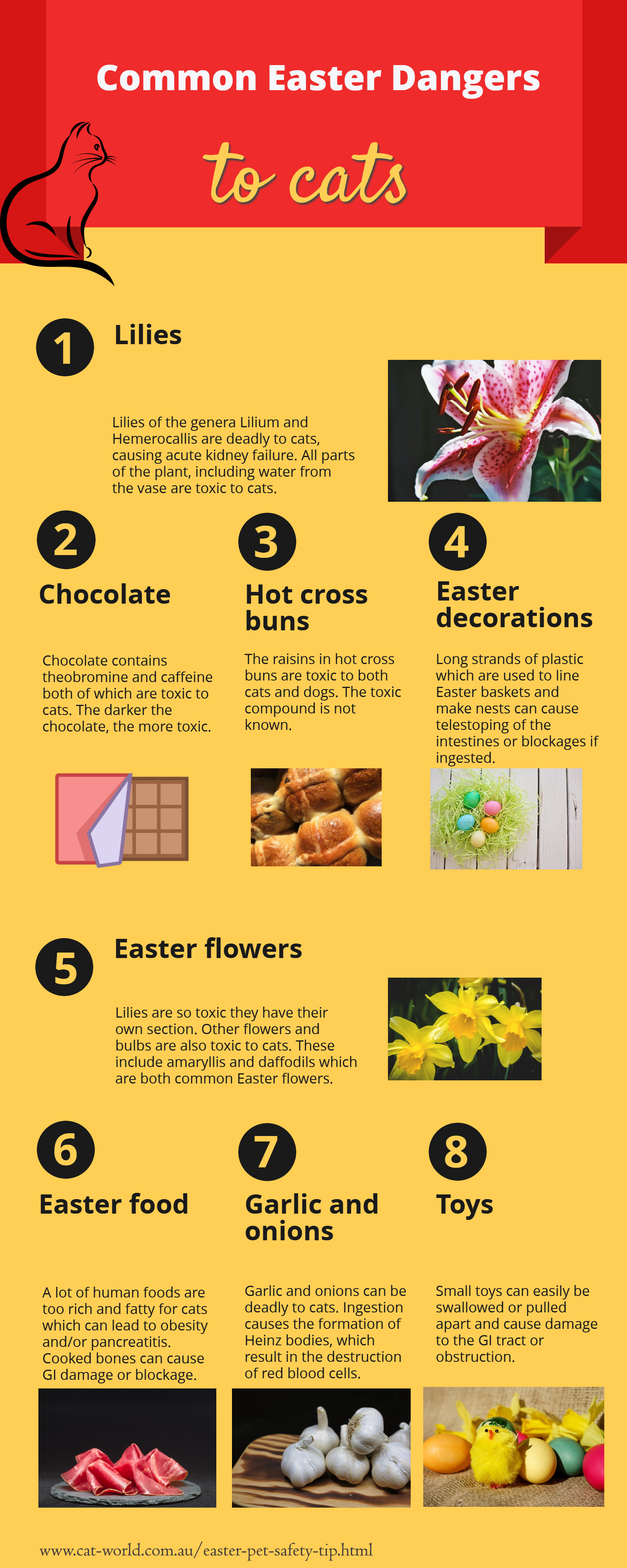 Easter safety for cats