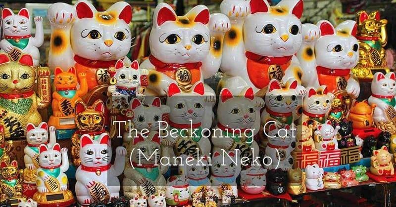 Beckoning cat, maneki neko