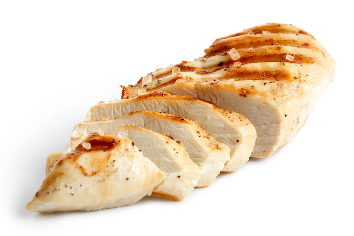 Chicken or turkey breast