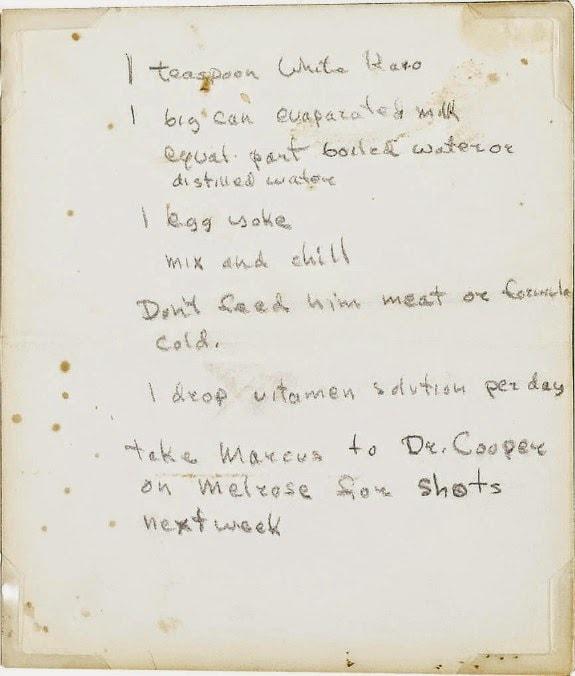 James Dean Marcus instructions